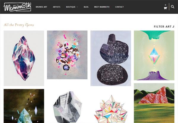 Des boutiques en ligne sublimes pour vous inspirer for Idee de commerce en ligne