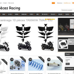 Pièces racing