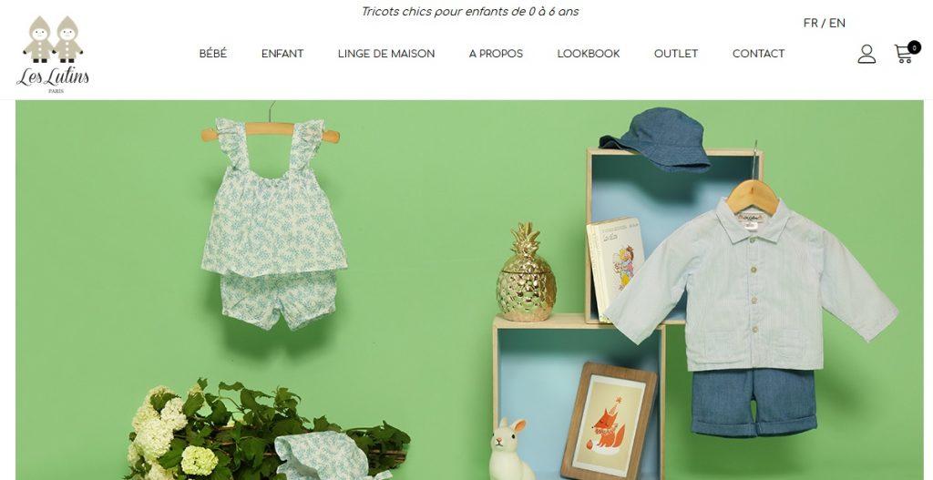 plus récent meilleure vente Couleurs variées création de site accessoires bébé - Ocreativis - Site web