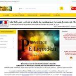 Provence E-liquide